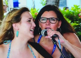 Sheena Brook hosts singer-songwriters; annual competition seeks local talent