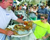 Lobsterfest Aug. 8 – 11