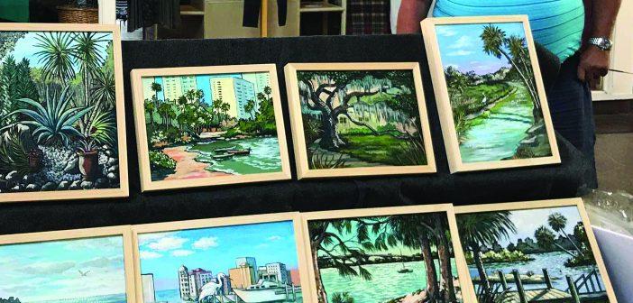 Arts in August set for Aug. 24 at Fishermen's Village in Punta Gorda