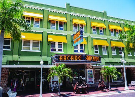 Florida Rep buys Arcade Theatre, Bradford block and adjacent lot