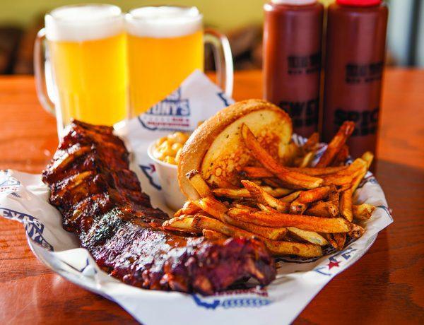 Texas Tony's Rib & Brewhouse