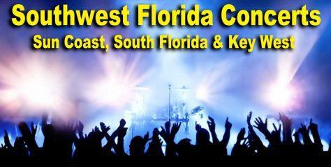 Southwest Florida Concert Calendar