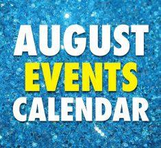 August 2021 Event Calendar Southwest Florida