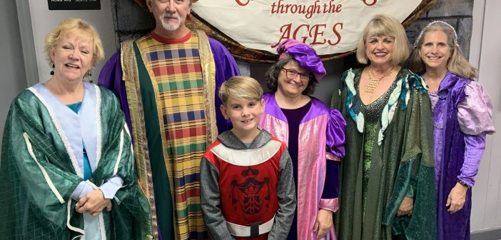 Christmas Through the Ages at Langdon Playhouse Dec. 5 – 8