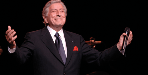 Tony Bennett at Barbara B. Mann Performing Arts Hall Nov. 30