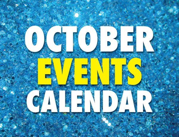 October 2021 Event Calendar – SW Florida