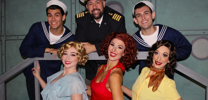 Dames at Sea opens Sept. 19 at Off Broadway Palm Theatre