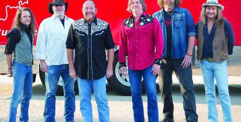 Marshall Tucker Band at The Ranch May 14