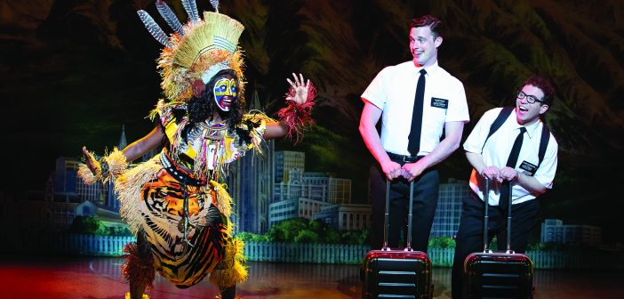 The Book of Mormon returns to Mann Hall