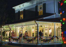 Holiday Nights opens Nov. 29 atthe Edison & Ford Estates