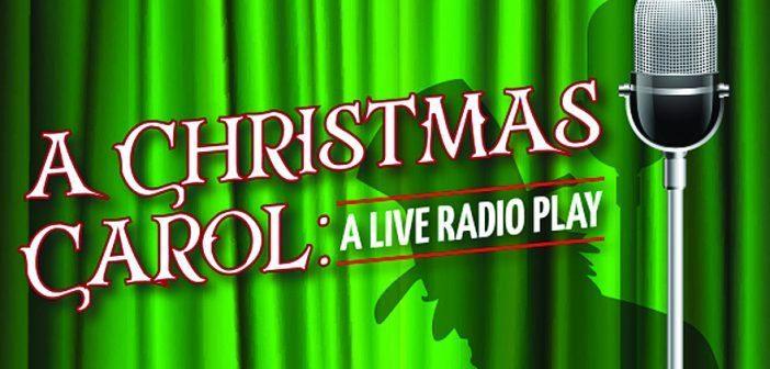 Off Broadway Palm to present A Christmas Carol: A Live Radio Play