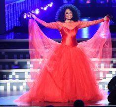 Diana Ross at B.B. Mann Hall March 6