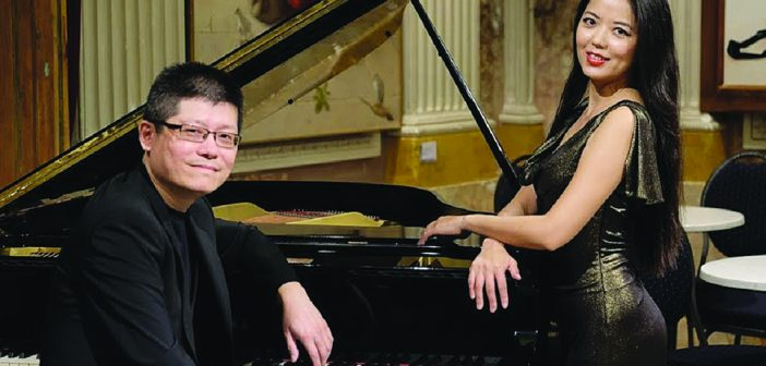 Duo Beaux Arts Dec. 3 at Shell Point