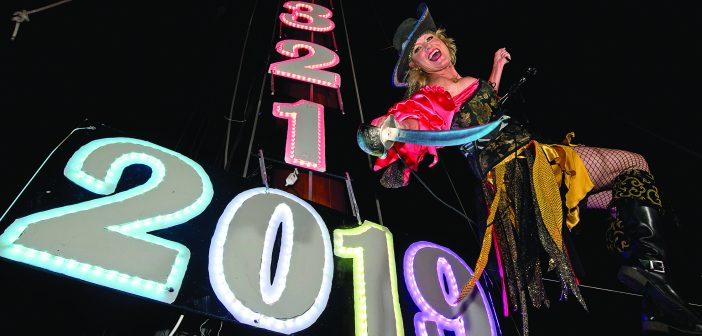 New Year's Eve options in Key West