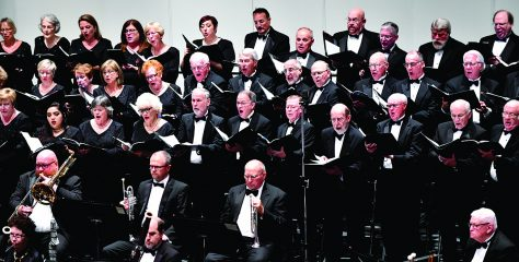 Mastersingers celebrate the holiday season with concerts around town