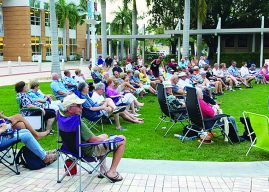 ACMA Songwriters on the Plaza Jan. 14