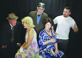 Death of a Streetcar Named Virginia Woolf: A Parody at Laboratory Theater
