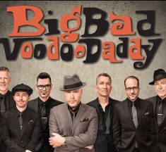 Big Bad Voodoo Daddy at Rockabillaque Florida at Seminole Casino Hotel on Feb. 22