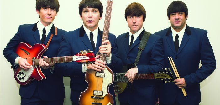 The Mersey Beatles inNaples Feb. 18