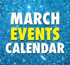 March 2021 Event Calendar Southwest Florida