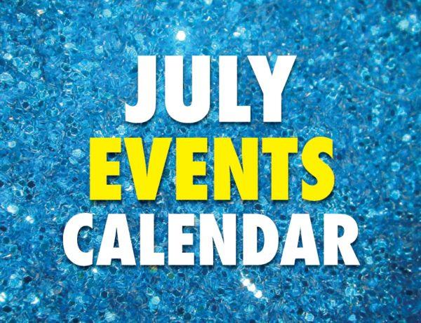 July 2021 Event Calendar Southwest Florida