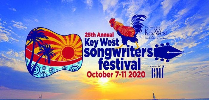 Key West Songwriters Festival moves to Oct. 7 – 11