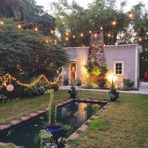Edison Ford Christmas Lights 2020 edison ford at night aug 2020   Happenings Magazine | Southwest