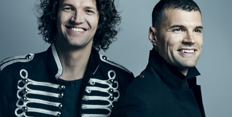 Drive-in concert at Hertz Arena features For King and Country