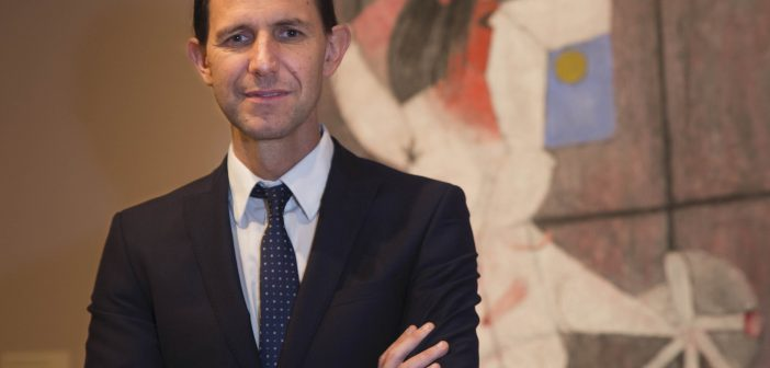 Naples Art names Frank Verpoorten executive director, chief curator