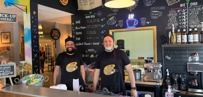 Arts & Eats Café opens as part of Union Artist Studios