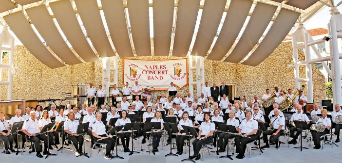 Naples Concert Band performs April 18, May 7