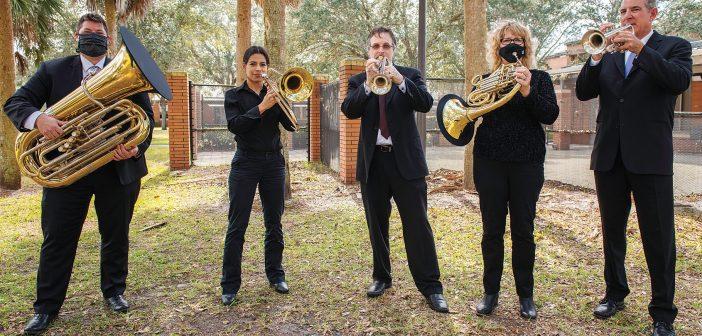 Punta Gorda Symphony: Harborside Brass moves to April 18