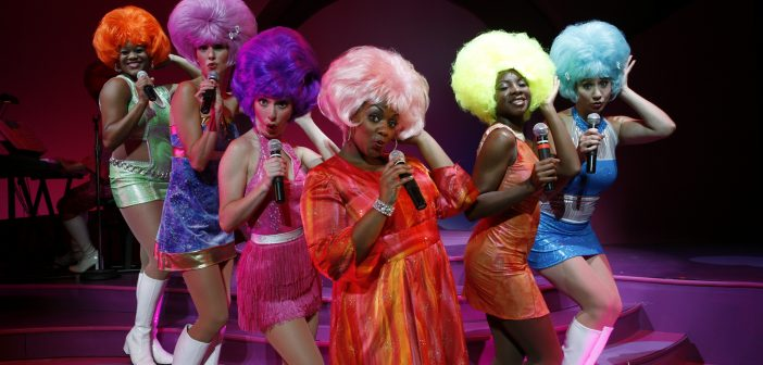 Beehive: The 60s Musical on stage at Broadway Palm