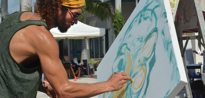 Battle of the Arts at Bell Tower
