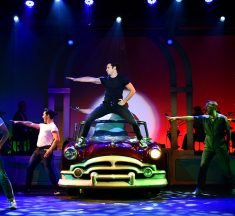 Grease on Broadway Palm stage