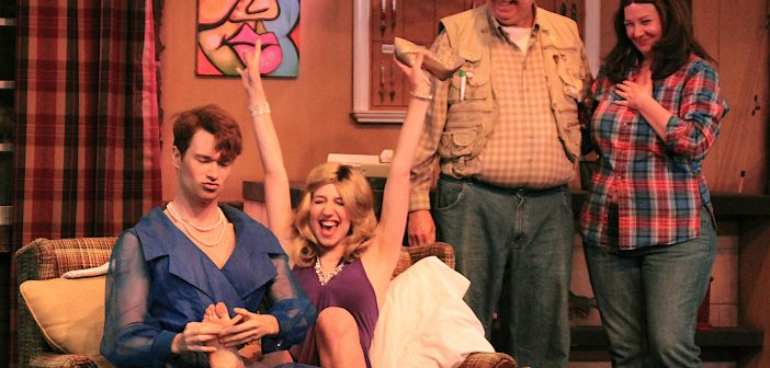 Farce of Nature at Off Broadway Palm Theatre