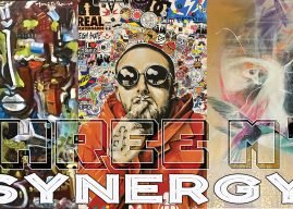 Marcus, Mully and Marvin collaborate on Synergy exhibit at Davis Art Center