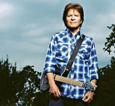 John Fogerty to headline Charity Pros for Heroes concert tour