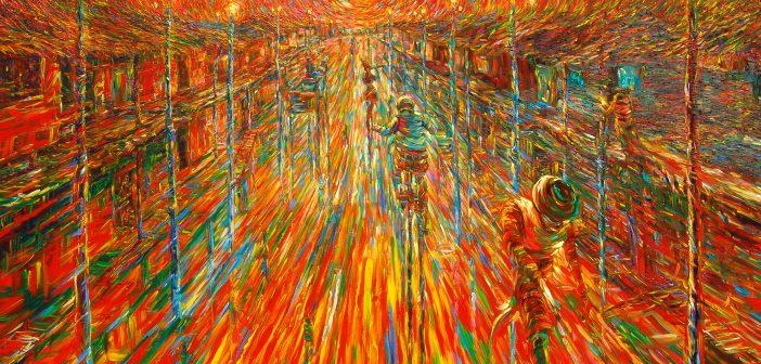 Sidney & Berne Davis Art Center to showcase Llanes Art Collection, David Monagas