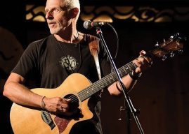 Songwriters on the plaza resumes Oct. 12 at Fort Myers Library