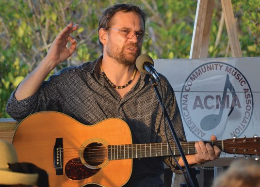 ACMA songwriters part of Island Hopper